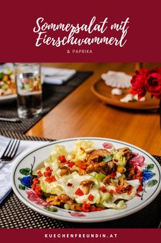 Foodblogger, Post, Mayonnaise, Chili, Dressing, Dinner, Vegetarian Recipes, Salads, Best Healthy Recipes