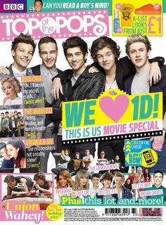 If you love 1D then you'll love this blippable edition of #TopOfThePops!!