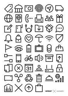 Icon Design by Stefan Dziallas (www.iconwerk.com) — #icon #icons #icondesign #iconset #iconography #iconic #picto #pictogram #pictograms #symbol #sign #zeichensystem #piktogramm