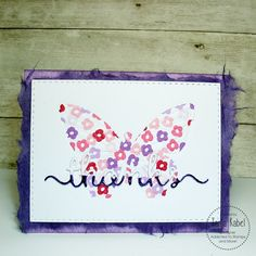 Little Art Cottage: Thanks Butterfly
