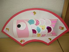 Kids Crafts, Preschool Crafts, Diy And Crafts, Arts And Crafts, Diy Paper, Paper Crafts, Child Day, Craft Activities, Japanese Art