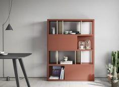 The Kai Cabinet is a design of the prestigious French designer Jean Louis Iratzoki. He created a system that is characterised by a harmonious blend of solid woo Tv Furniture, Luxury Furniture, Furniture Design, Kai, Home Goods Decor, Home Decor, Small Cabinet, Sideboard Cabinet, Folding Doors