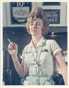 1950s waitress photos - Google Search