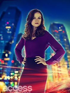 Danielle Panabaker as Caitlin Snow in The CW's 'The Flash,' premiering October 7 at Flash Tv Series, Cw Series, O Flash, Flash Arrow, Dc Movies, Movies And Tv Shows, The Flash Poster, Cast Images, The Flash Season