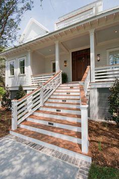 Sullivan's Island beach house, SC. Ink Architecture + Interiors.