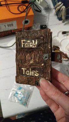 Handmade Crafts, Handmade Ideas, Grimm Fairy Tales, Polymer Clay Crafts, Air Dry Clay, Diy Doll, Fun Crafts, Dolls, Christmas Ornaments