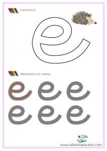 vocales Company Logo, Letters, Logos, Cali, Montessori, Letter Activities, Preschool Worksheets, Teaching Letters, Index Cards