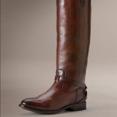 30% Off! Firm Price. Euc Frye Tall Boots