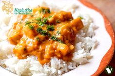 Czech Recipes, Raw Food Recipes, Cooking Recipes, Healthy Recipes, Ethnic Recipes, Chana Masala, No Cook Meals, Bon Appetit, Healthy Living