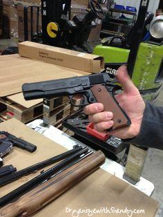 Winchester colt 1911 BB gun - made by Daisy Outdoor