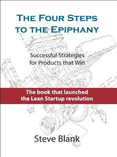 """Business Insider's """"27 Books Every Entrepreneur Should Read"""" The Four Steps to the Epiphany by [Blank, Steve]"""