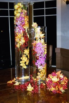 Discover the best ideas for Wedding Reception! Read articles and watch videos about Wedding Reception. Wedding Photos, Wedding Ideas, Centerpieces, Table Decorations, Big Day, Wedding Reception, Glass Vase, Table Settings, Indoor