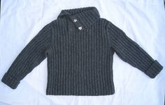 Ravelry: Child's Taylor Pullover pattern by Brenda K. B. Anderson