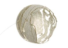 Contemporary Basketry: Paper, Tulpe by Traudel Stahl Textile Sculpture, Paper Mache Sculpture, Soft Sculpture, Sculptures, Contemporary Baskets, Paper Art, Paper Crafts, Paper Bowls, Paperclay