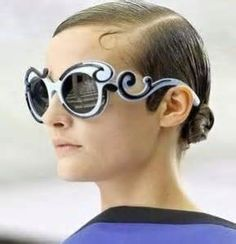 The most unusual sunglasses this past summer