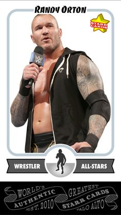 Randy Orton  The Viper  WWE's Wrestler