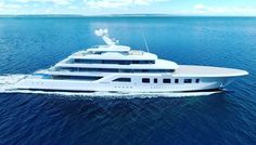 What do you think about this new project from Feadship? #luxury #yacht #millionaire #sea #superyacht #life #prestige #wealth #boating #boatinglife #lifestyle #goals #ambition #rich #luxe by oceanofnews