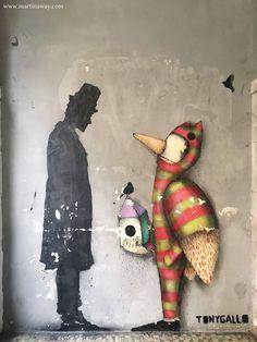 A caccia di street art a Padova