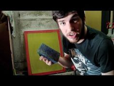 A very thorough, easy to follow tutorial. The part of applying the emulsion.. i wish it was that easy.. :) The Ultimate Screen Printing Tutorial Video by Anthem Screen Printing [HD]
