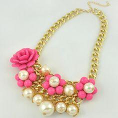 Zinc Alloy #Jewelry #Necklace, #jewelry making  http://www.beads.us/product/Zinc-Alloy-Jewelry-Necklace_p150550.html?Utm_rid=219754