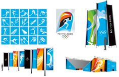 Look of the Games - 2006 Winter Olympics in Torino by Brad Copeland