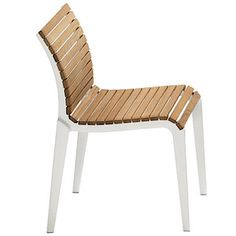 Teak Chair now featured on Fab.