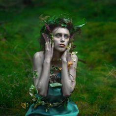 Elf  Noteviddia PhotographyRenata Andrusieczko