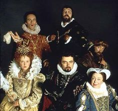 Those of us who are Medievally inclined LOVE Blackadder.