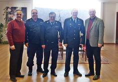 ΓΝΩΜΗ ΚΙΛΚΙΣ ΠΑΙΟΝΙΑΣ: Ενημέρωση νέου αστυνομικού διευθυντή από Βεργίδη κ...