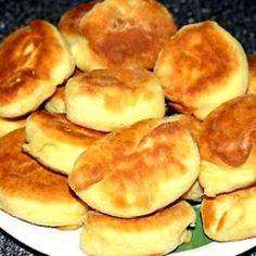 Быстрые пирожки на кефире - готовятся моментально