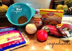 - #oventacos - ... Oven Baked Tacos, Baked Tacos Recipe, Crispy Tacos, Rotisserie Chicken Oven, Oven Baked Chicken, Taco Casserole, Tortillas, Chipotle, Enchiladas