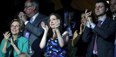 [EN VIVO] Chelse Clinton presentará las credenciales de su madre...