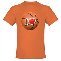 #Artsmith Inc             #ApparelTops              #Men's #Fitted #T-Shirt #(Dark) #Love #Basketball   Men's Fitted T-Shirt (Dark) I Love Basketball                                 http://www.snaproduct.com/product.aspx?PID=7308335