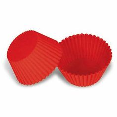 Conjunto de 6 formas para CUP CAKES clássica. Em silicone. Com Diam. de 69mm e volume de 83ml cada. Na cor vermelha. http://monteluce.com.br/silikomart/conjunto-de-6-formas-para-cup-cakes-classica-em-silicone-com-diam-de-69mm-e-volume-de-83ml-cada-na-cor-vermelha #decor #decorar #decoracao #casa #monteluce #decoracaodeinteriores #festa #casamento #thisisliving #casa #decor #decoração  #silikomart #utensílios #forminhas #silicone #formasdesilicone #cupcake http://monteluce.com.br