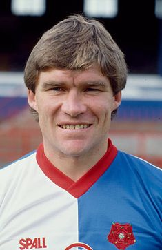 circa Derek Fazackerley, Blackburn Rovers central defender, a stalwart for many years with Rovers, who made nearly 600 appearances for the club Get premium, high resolution news photos at Getty Images Blackburn Rovers Fc, Stock Pictures, Stock Photos, Retro Football, Bbc Broadcast, Creative Video, Image Collection, Football Players, Kicks