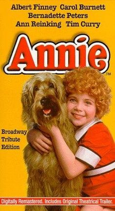 Annie - one of my absolute FAVES!!!