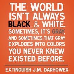 Review: Extinguish by J.M. Darhower