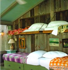 The Bunk House: Plenty of room for guests