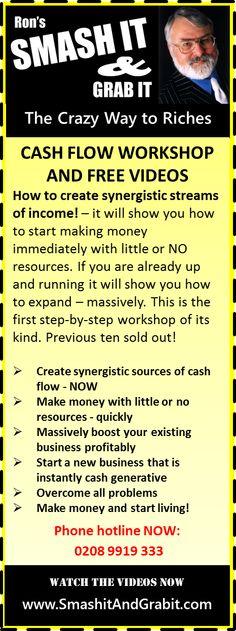 Crazy Way to Riches #smashitandgrabit #business #makemoney #mike1242