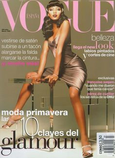 Naomi Campbell Vogue Appreciation thread - Page 3
