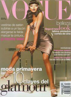 Naomi Campbell Vogue Appreciation thread - Page 3
