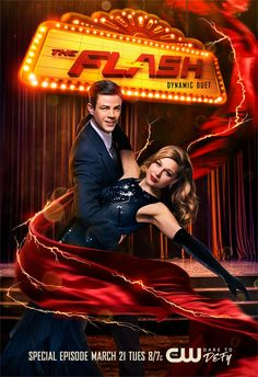 The Flash e Supergirl - Crossover Musical