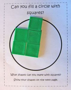 I love this and plan to use it to teach shapes next year.  Awesome problem solving concepts for early learners :)
