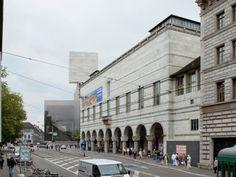 Kunstmuseum Basel, Basel. Made in, 2009