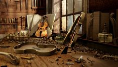 Instruments Background Hd Wallpaper Ecopetit Cat 57 Classical Music Wallpapers For. Guitar Musical Instrument, Violin Music, Music Instruments, Music Music, Cello, Music Wallpaper, Widescreen Wallpaper, Guitar Shop, Cool Guitar