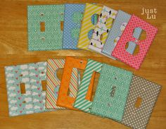cute washi tape craft