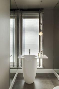 Modern Palazzo By Mood Works 15 Intelligente, Badezimmer Innenausstattung,  Badezimmerideen, Weiße Badezimmer,