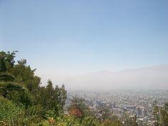 Funicular - Santiago - Chile