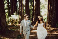 Kelly + Ilyssa // Kennolyn Camp wedding » The Mullers