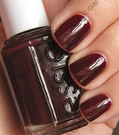 What color nail polish are you wearing?